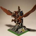 Lord on Hippogriff
