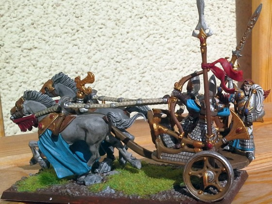 Reaver Chariot