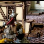 A game of skirmishing through Mordheim