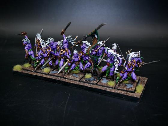 Sylvan Elves (SE) - Blade Dancers