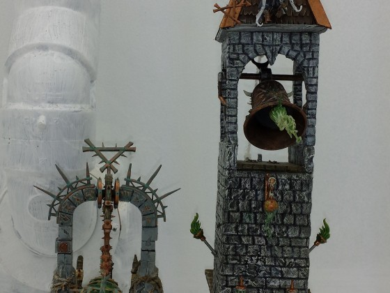Size Comparison (Doom Bell & Blight Furnace)