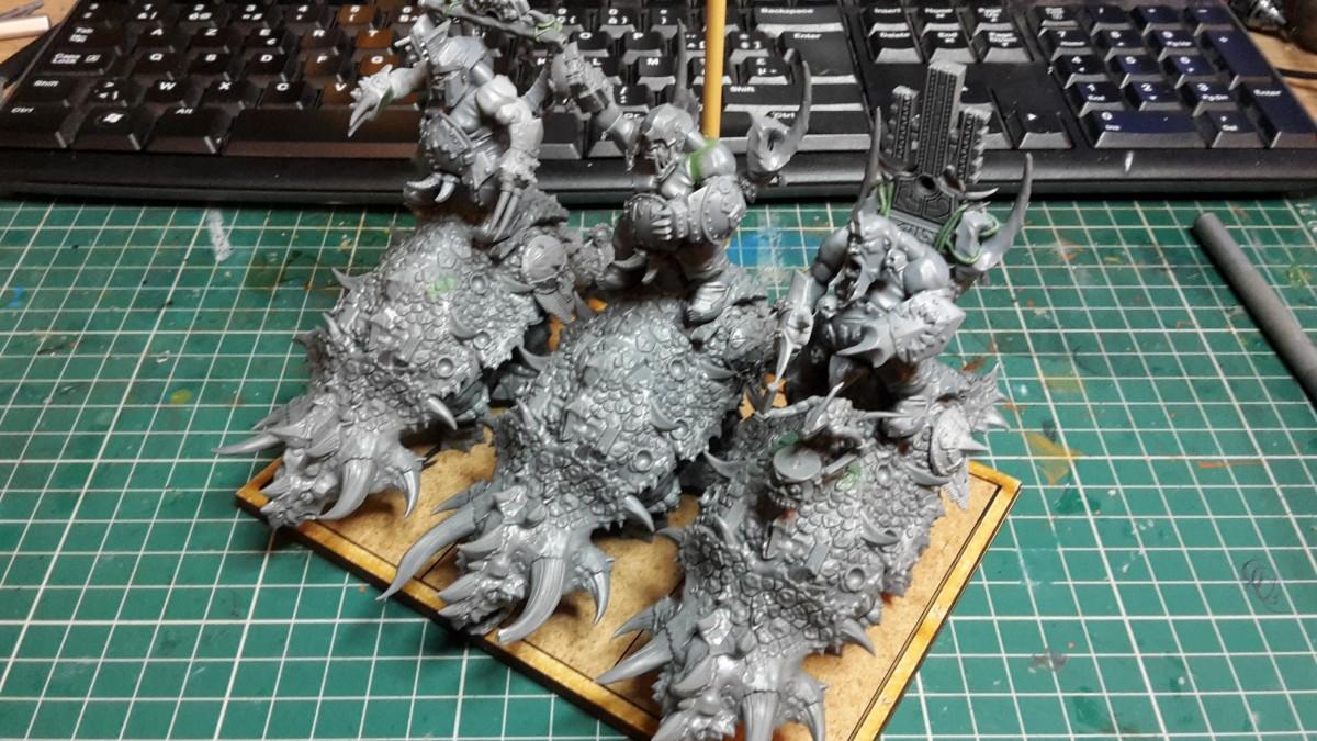 Ogre Tusker Cavalry