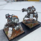 Gunnery Teams