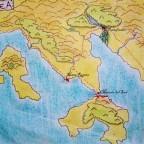 Arcalea map