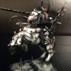 Lord of Chaos on Daemonic Steed