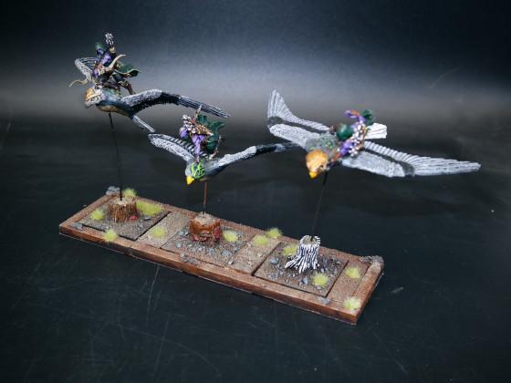 Sylvan Elves (SE) - Kestrel Knights