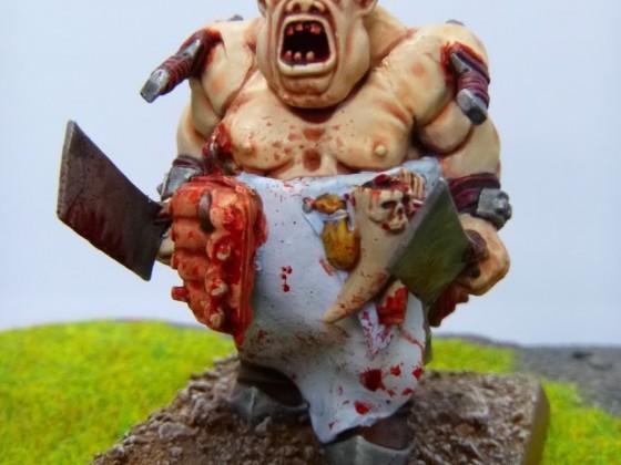 "Ogre Gorelock according to Cedric ""Greengoffik"""