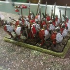 Spearmen and Marshal