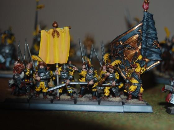 Von Sandizoll's Imperial Guard
