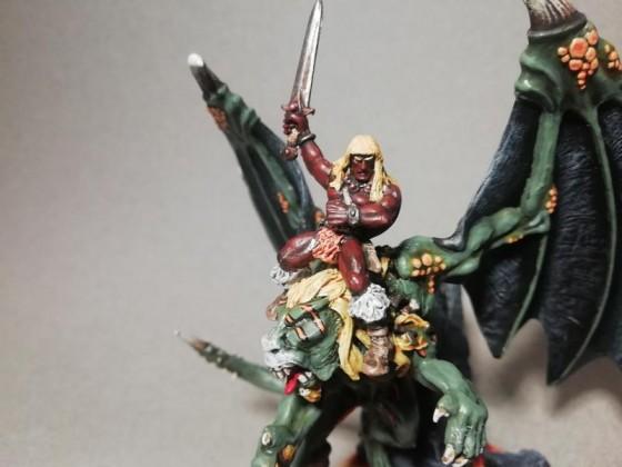 Barbarian chieftain on Chimera 4