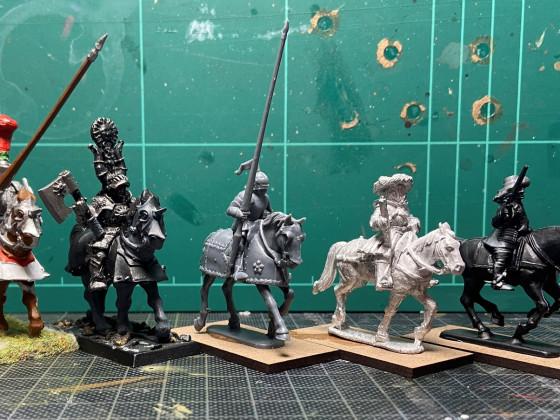 EoS Knight scale comparison