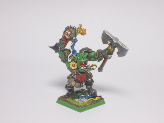Iron Orc Warboss