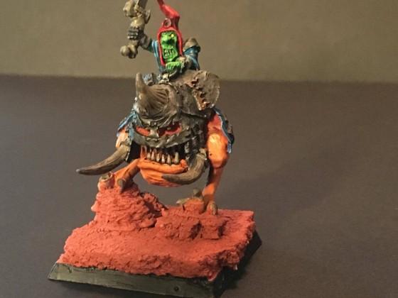 goblin king on gnasher