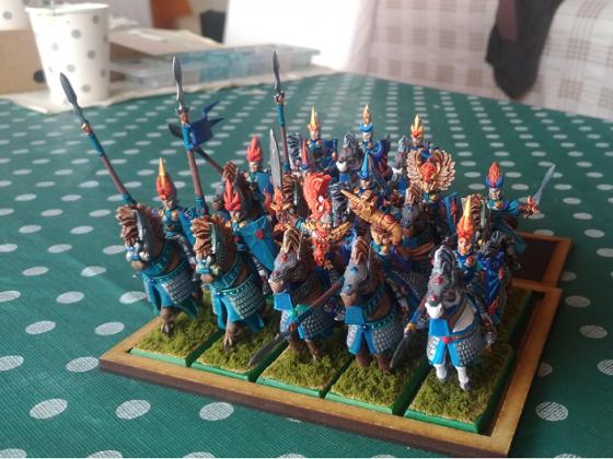Highborn Lancers (front)