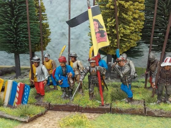 Pike/Spearmen and BSB