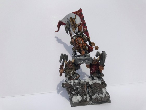 BSB on Shield Bearers - front