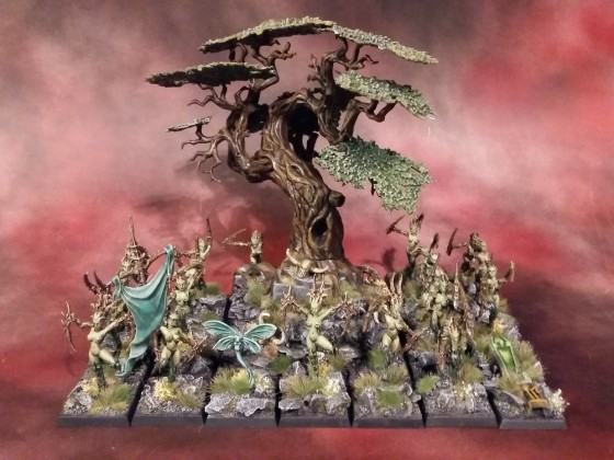 Unit of Dryads