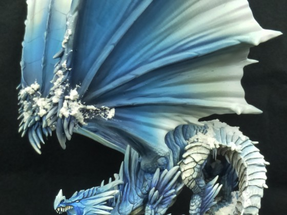The Frost Dragon (The White Dragon)