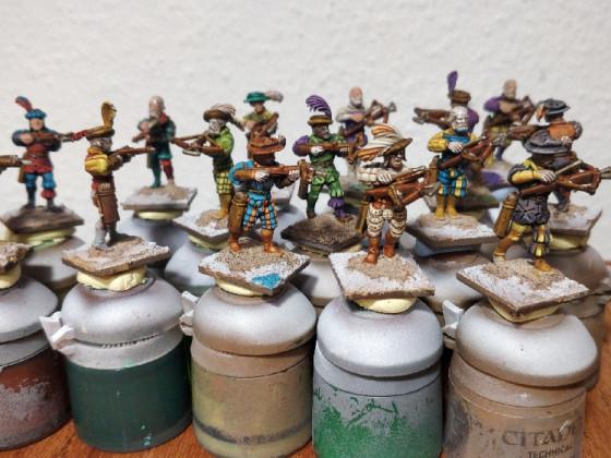 EoS Light Infantry WIP