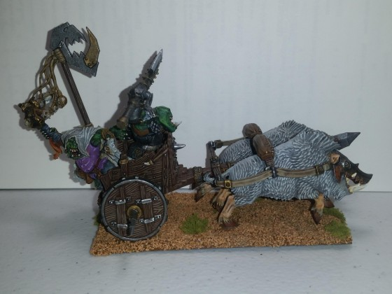 Orc Shaman on Chariot (1)