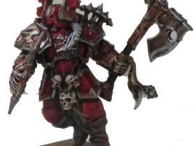 Wasteland Warrior, Wrath