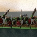 Orcs with Shields