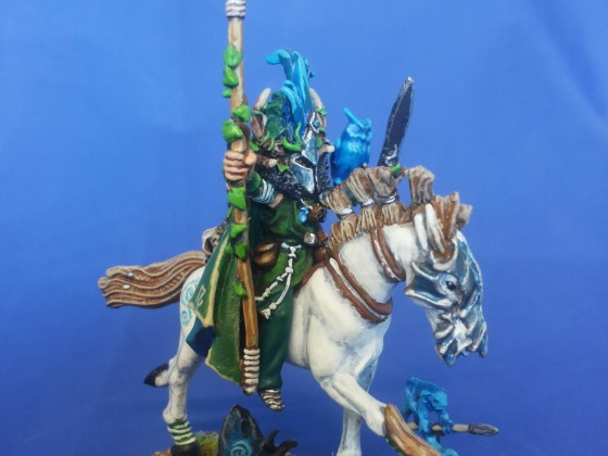 Forest Prince on Elven Horse