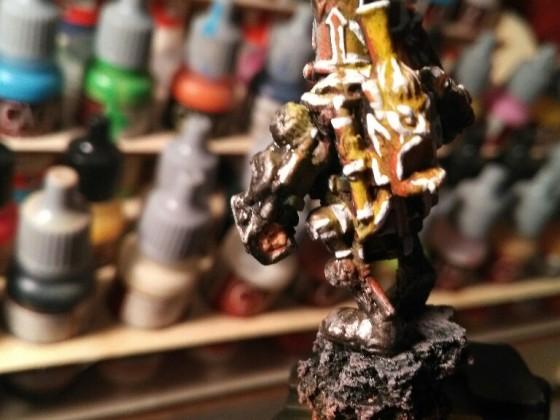 Infernal Dwarf Phrophet