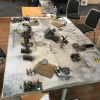 Last Stand 2018 - DE vs HE (DE turn 3 after magic...dead Phoenix)