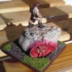 Barbarian on Giants Head
