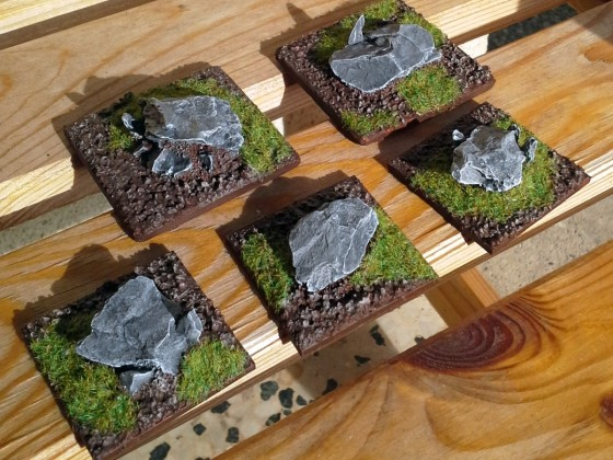 Rockbases as Unit filler
