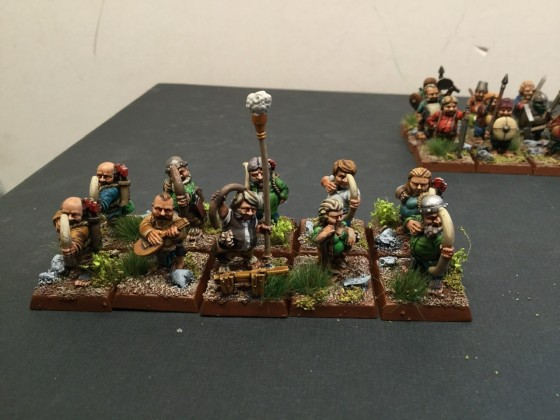 Halfling army Archers