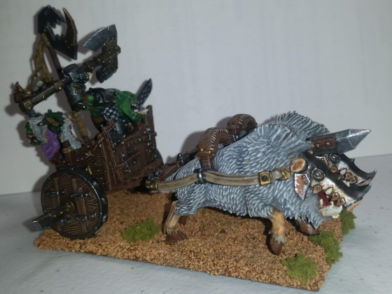 Orc Shaman on Chariot (2)