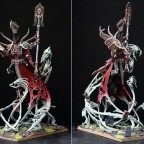 Nosferatu Count on Colossal Zombie Dragon - front