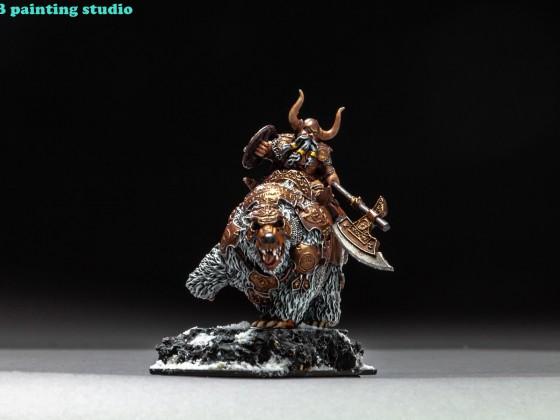 King on War Bear