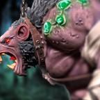 Tyrant on Vermin-Hulk (VS)