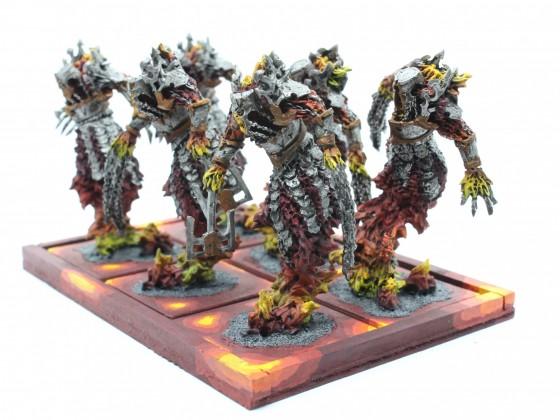 Infernal Dwarves - Kadim Incarnates