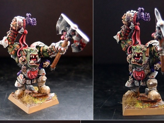 OnG - Iron Orc Warlord
