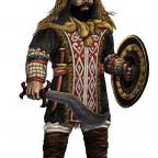 Kegiz Gavem Dwarf V by Paulus Indomitus