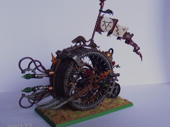 Vermin Dreadmill