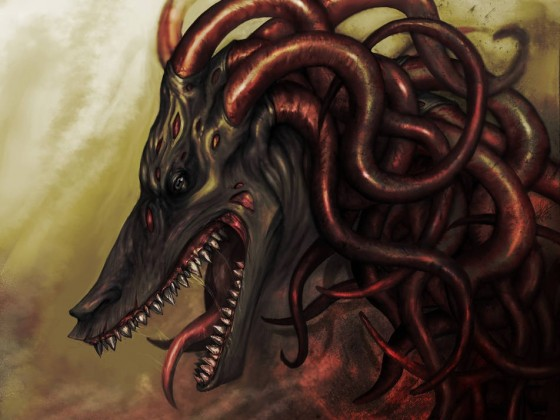 Daemon II by Snook-8