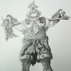 Dwarf Concept by DracarysDrekkar7