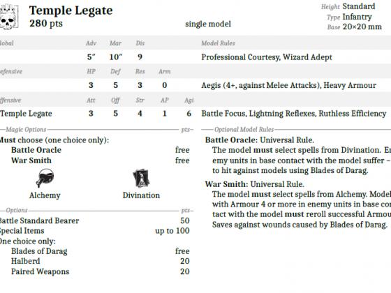 Temple Legate