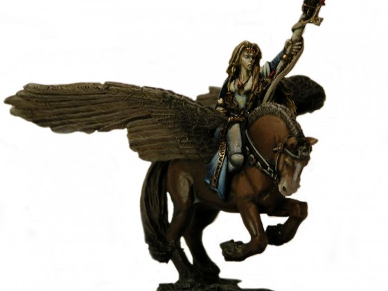 prophetess of bretonnia