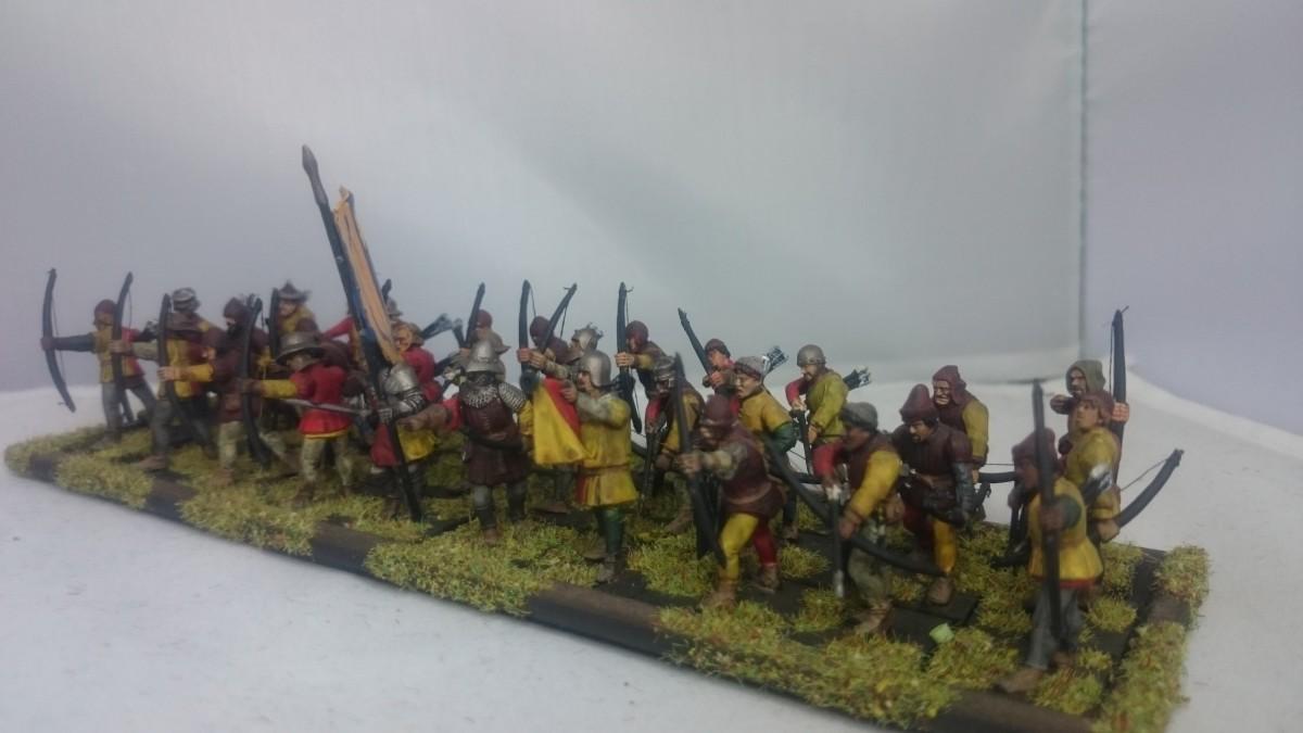 Peasant Bowmen