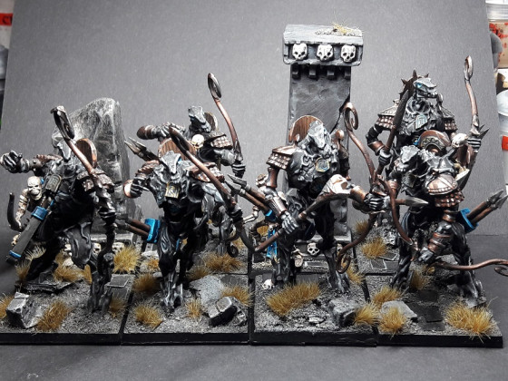 Undying Dynasties Bowshabtis