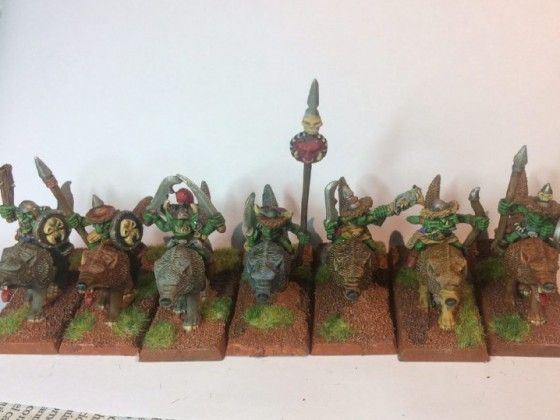 Goblin Riders