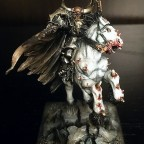 Lord of True Chaos on Daemonic Steed