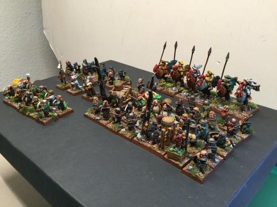 Halfling army