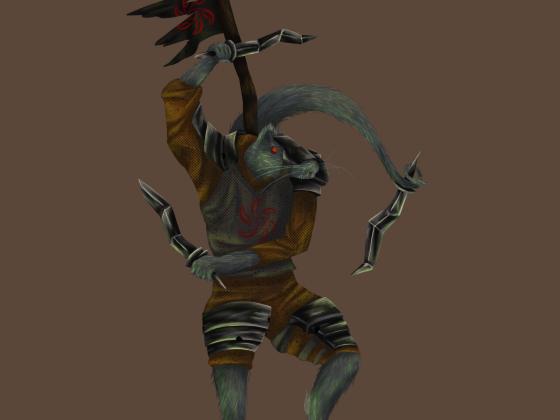 Vermin Swarm Chief
